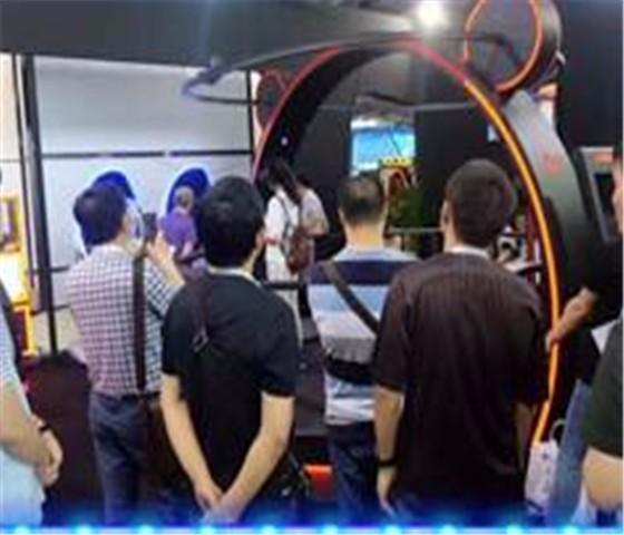 未来队长VR主题游乐馆