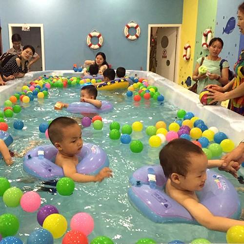 宝贝最爱婴儿游泳馆