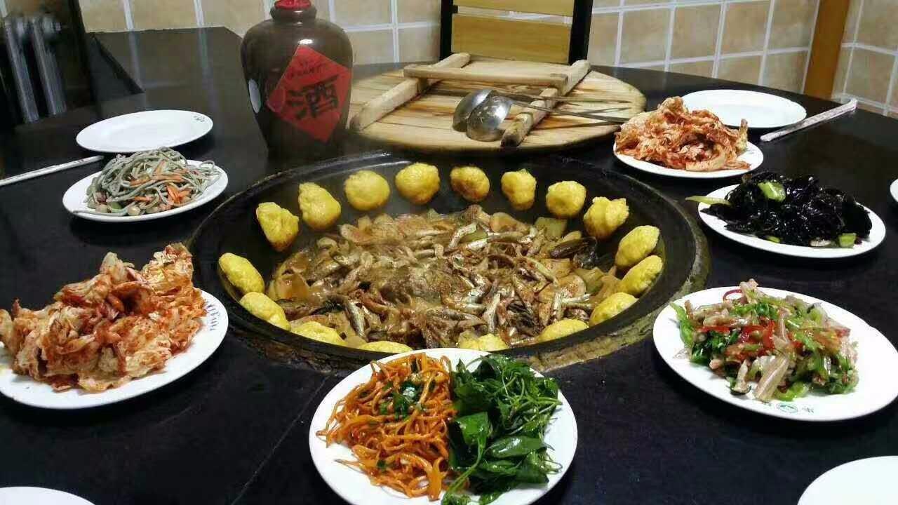农夫乡锅炖鱼庄